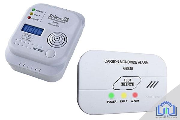 دستگاه الکتریکی آشکار ساز مونوکسید کربن در محیط های مسکونی (استاندارد ملی ISIRI 13172-1)
