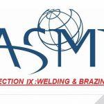 استاندارد ASME.IX