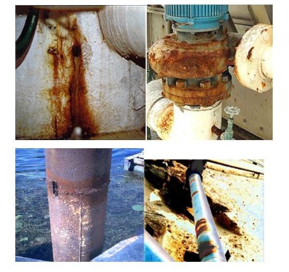خوردگی در صنایع نفت و گاز