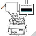 لوله کشی گاز ساختمان - دریچه تامین هوا - لوله های رایزر