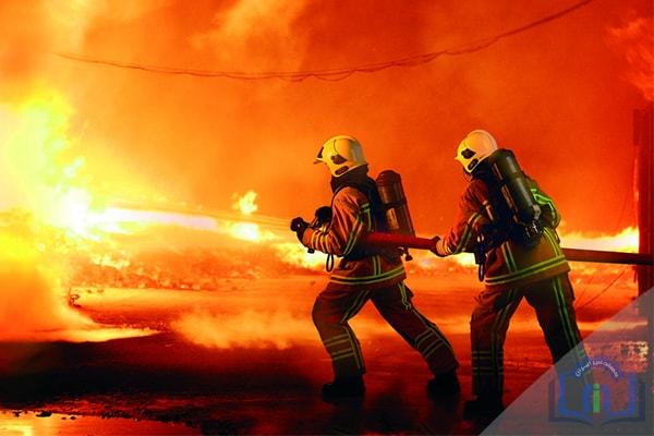 تجهیزات اطفاء حریق