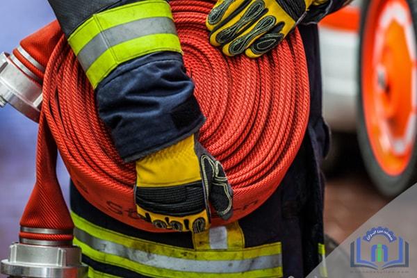 هوزها و اتصالات آتشنشانی - هوز نرم - هوز سخت