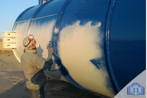 استاندارد ملی نفت و گاز برای رنگ آمیزی انواع مخازن